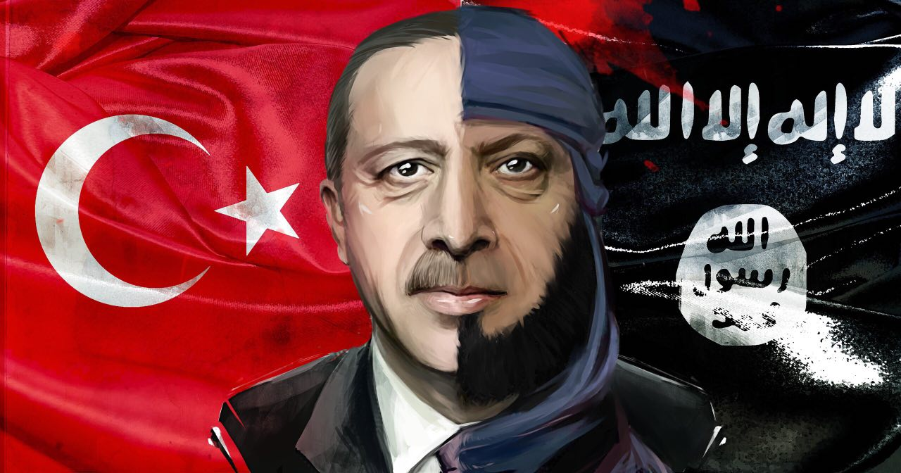 Ismail Yakob: Turkey's President Recep Erdogan appears to be having a double dealings on taking the fight to  ISIS. He has instead prefer a cosmetic approach in tackling the terrorist group.