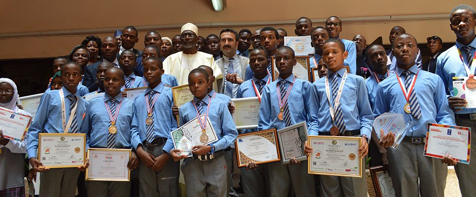 Photo: Nigerian Turkish International Colleges http://ntic.edu.ng/