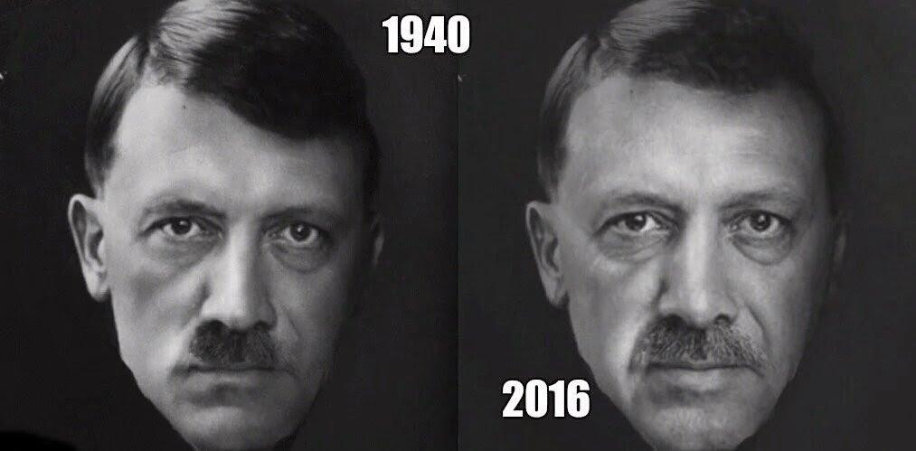Gulen likens Erdogan to Hitler
