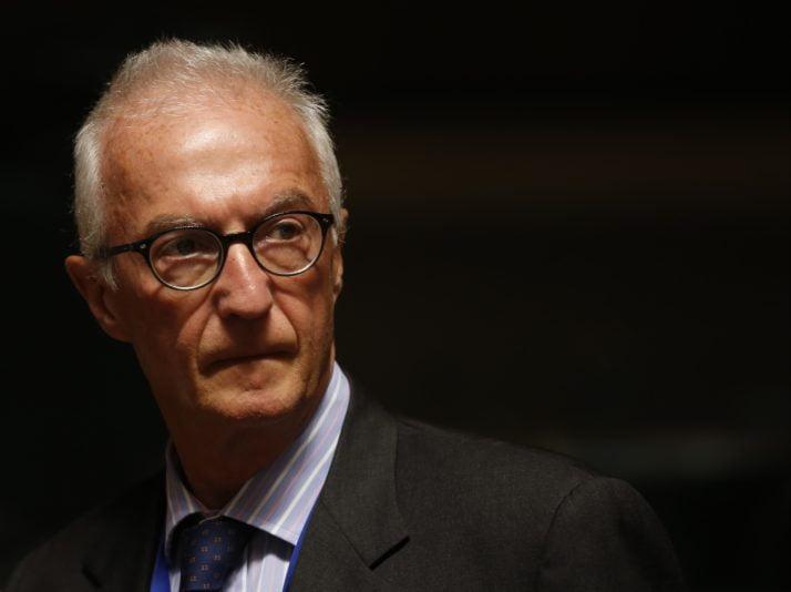European counter-terrorism coordinator Gilles de Kerchove | Julien Warnard/EPA