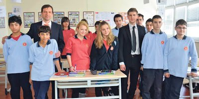 Graduates of Turkish schools in Bosnia are now working as teachers at the schools they attended as students.