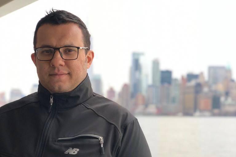 Ali Sipahi, 31 - Arquivo pessoal